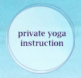 Private Yoga Instruction